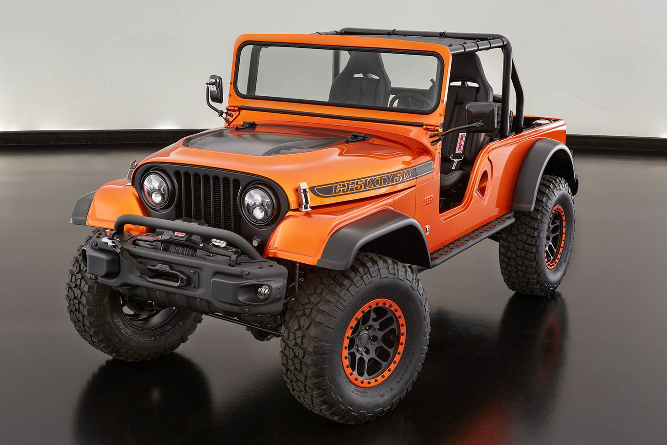 Willys Jeep Bobcat