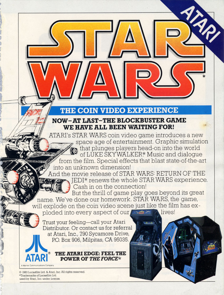Atari Star Wars emulated on (Android) smartphone and ...