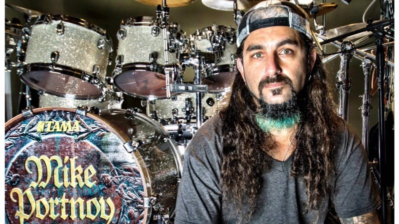 Felices 50 Mike Portnoy ex baterista de Dream Theater