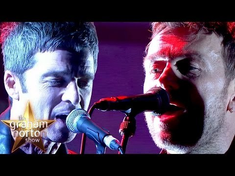 Gorillaz, Noel Gallagher interpretan juntos We Got The Power