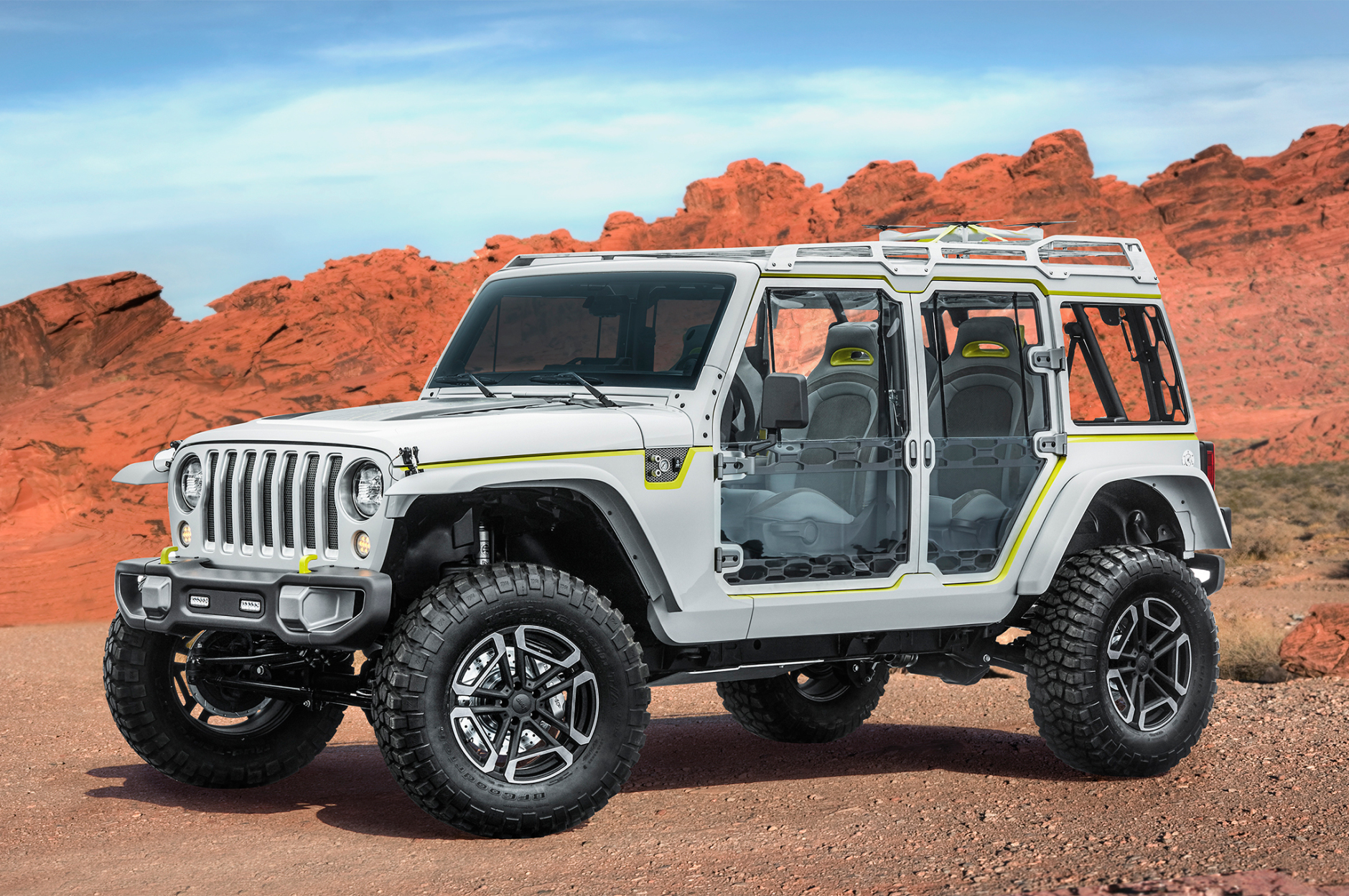 Jeep Freedom Concept