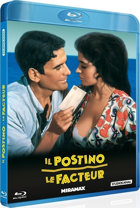 Il Postino (1994) BluRay