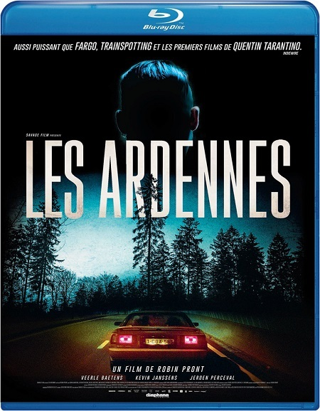 The Ardennes (2015) BluRay