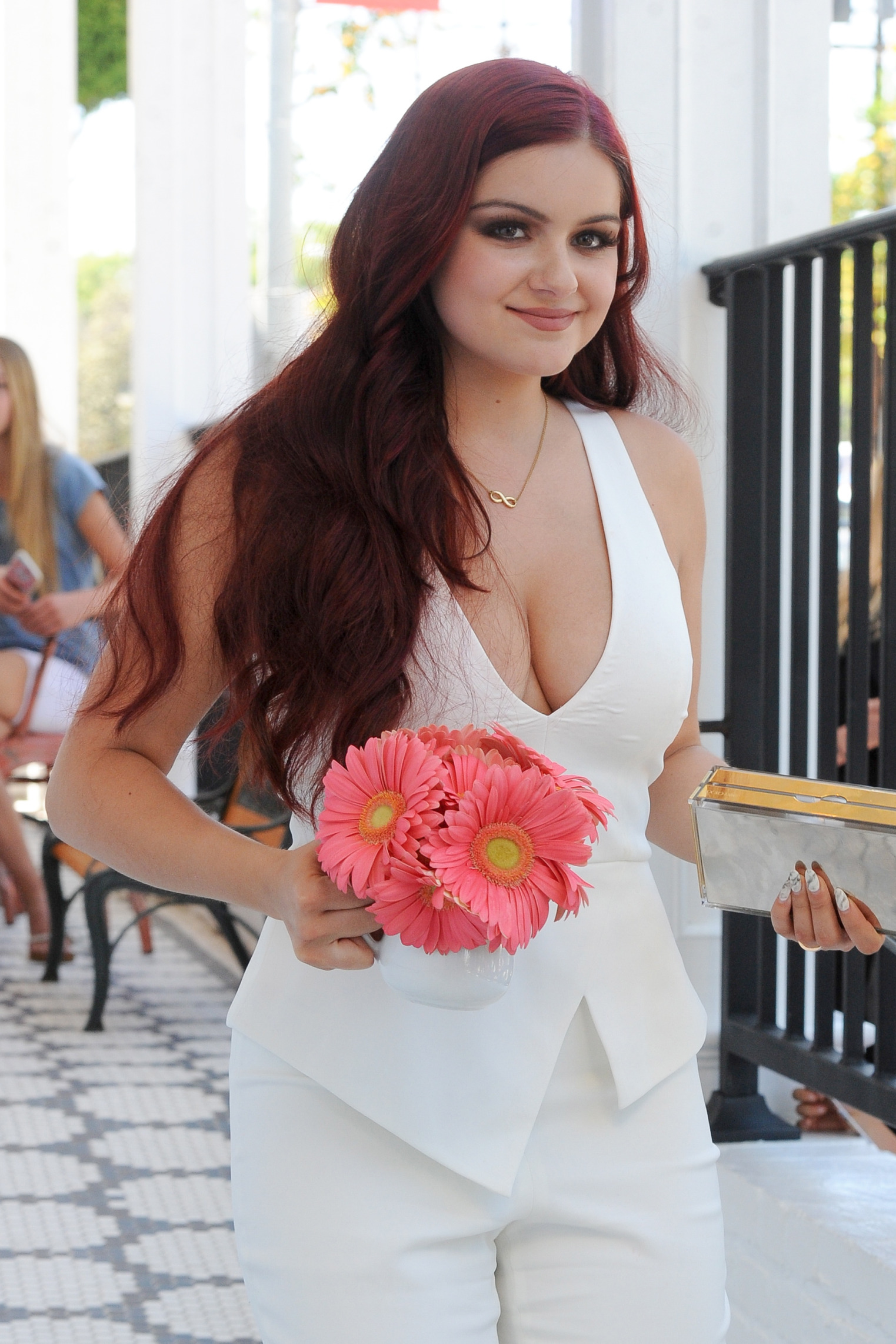 Ariel Winter Glamour's Game Changers Lunch 2016
