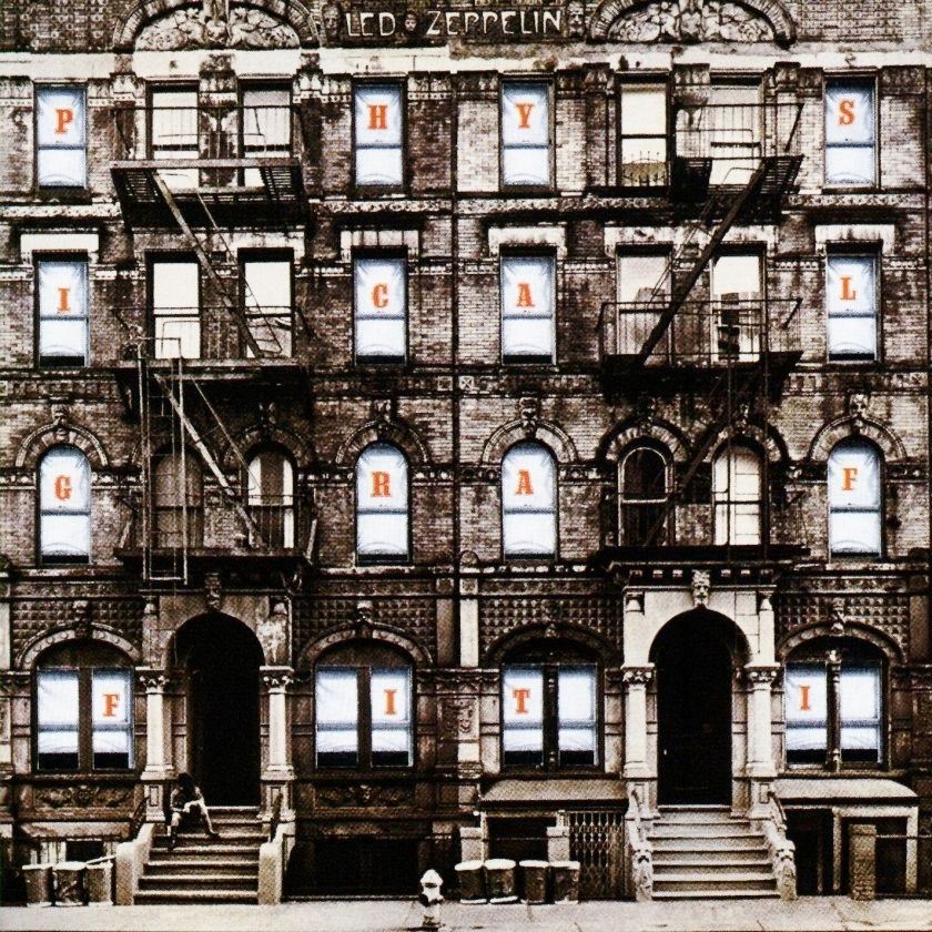 "Se cumplen 42 años de ""Physical Graffiti"" de Led Zeppelin"