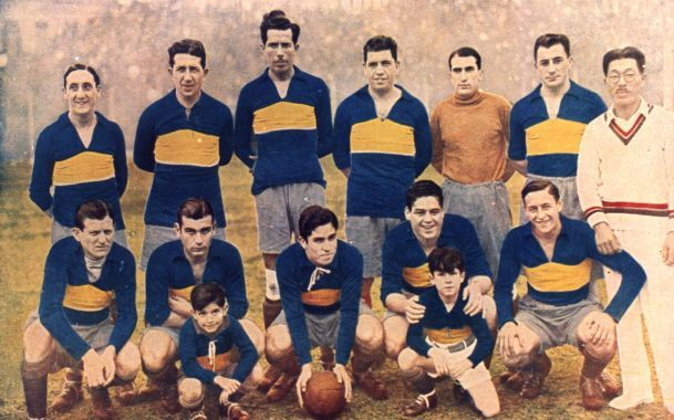 Image result for boca  1931