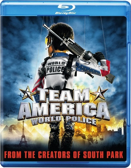 Team America World Police (2004) BluRay