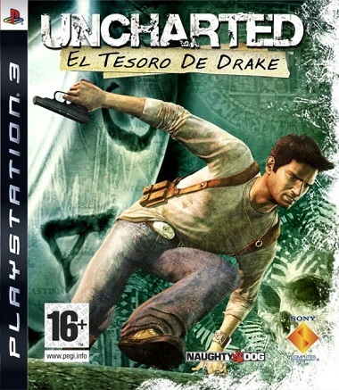 Uncharted Drake´s Fortune [PS3][USA][MULTi][1.94][UP/UCL/UT]