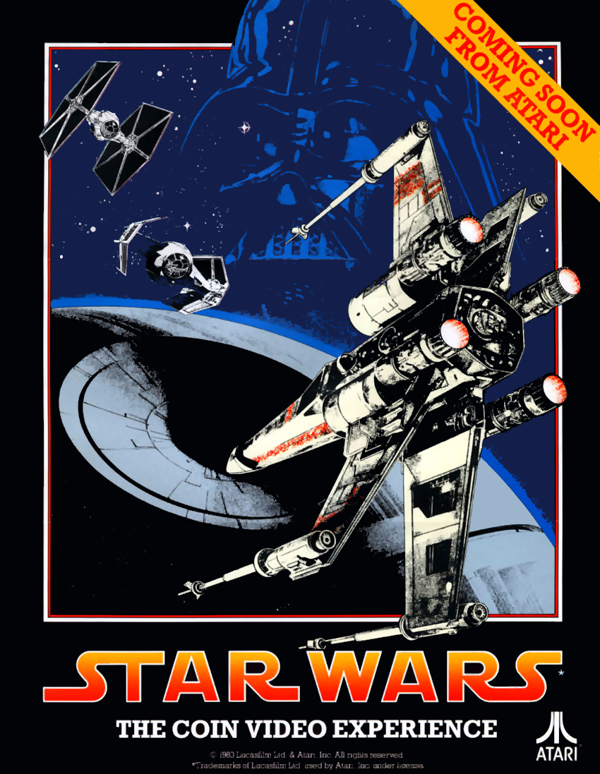 Star Wars Arcade ROM Free Download for Sega 32x