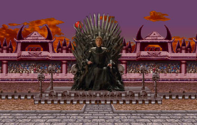 Y si Game of Thrones fuera un Mortal Kombat?