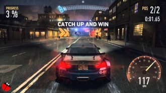 need for speed no limits  IOS