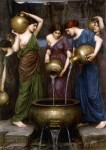Las Danaides-John William Waterhouse 1903