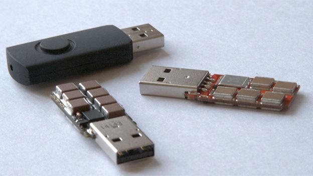 seguridad  memoria usb  disposit