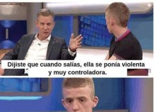 Doble moral everywhe...