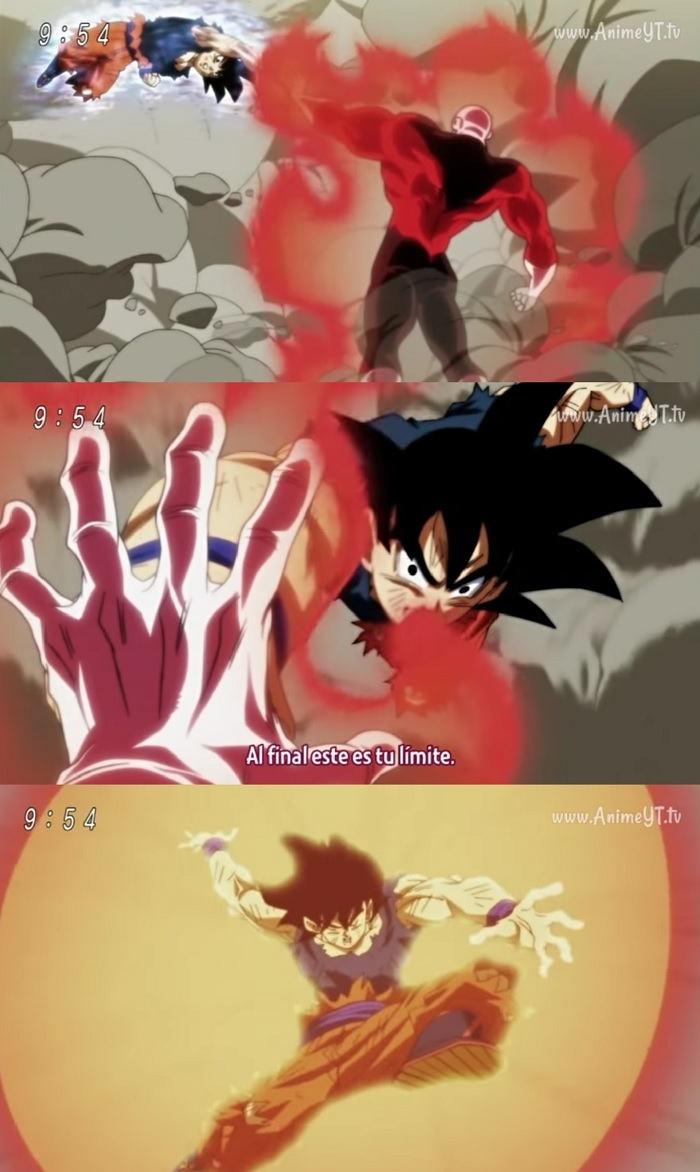 Dragon Ball Super capitulo 109