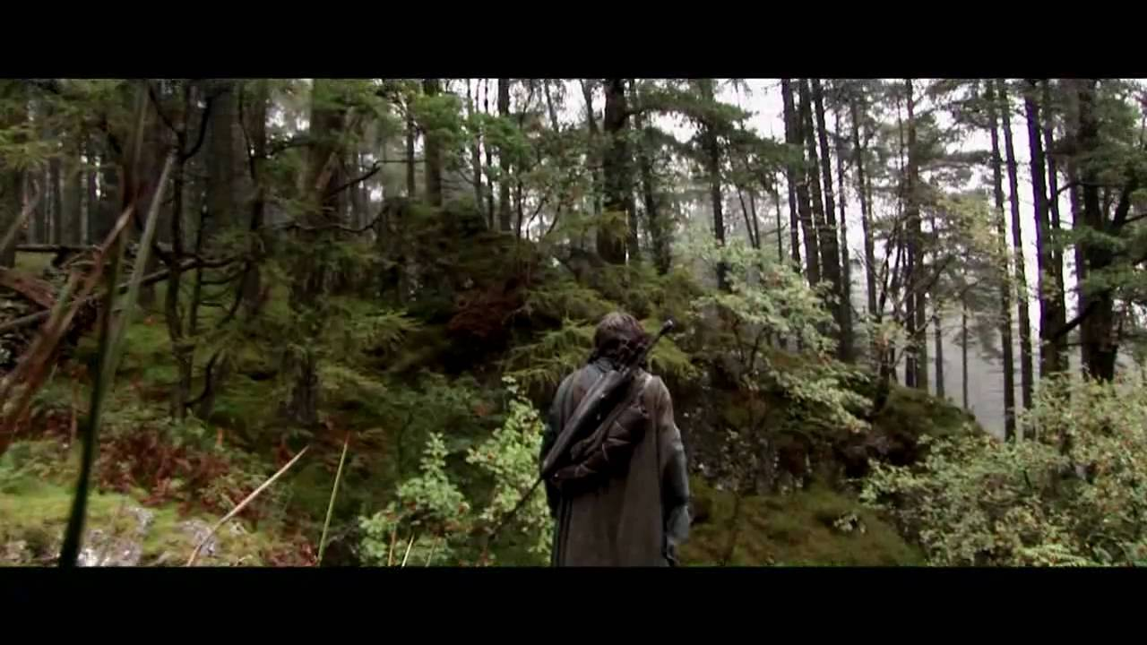 aragorn looking for gollum