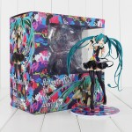Aprovechando que me sigue un fan de Miku.  Por accidente, encontré una figura de Miku del video Tell Your World (Livetune)  $30...