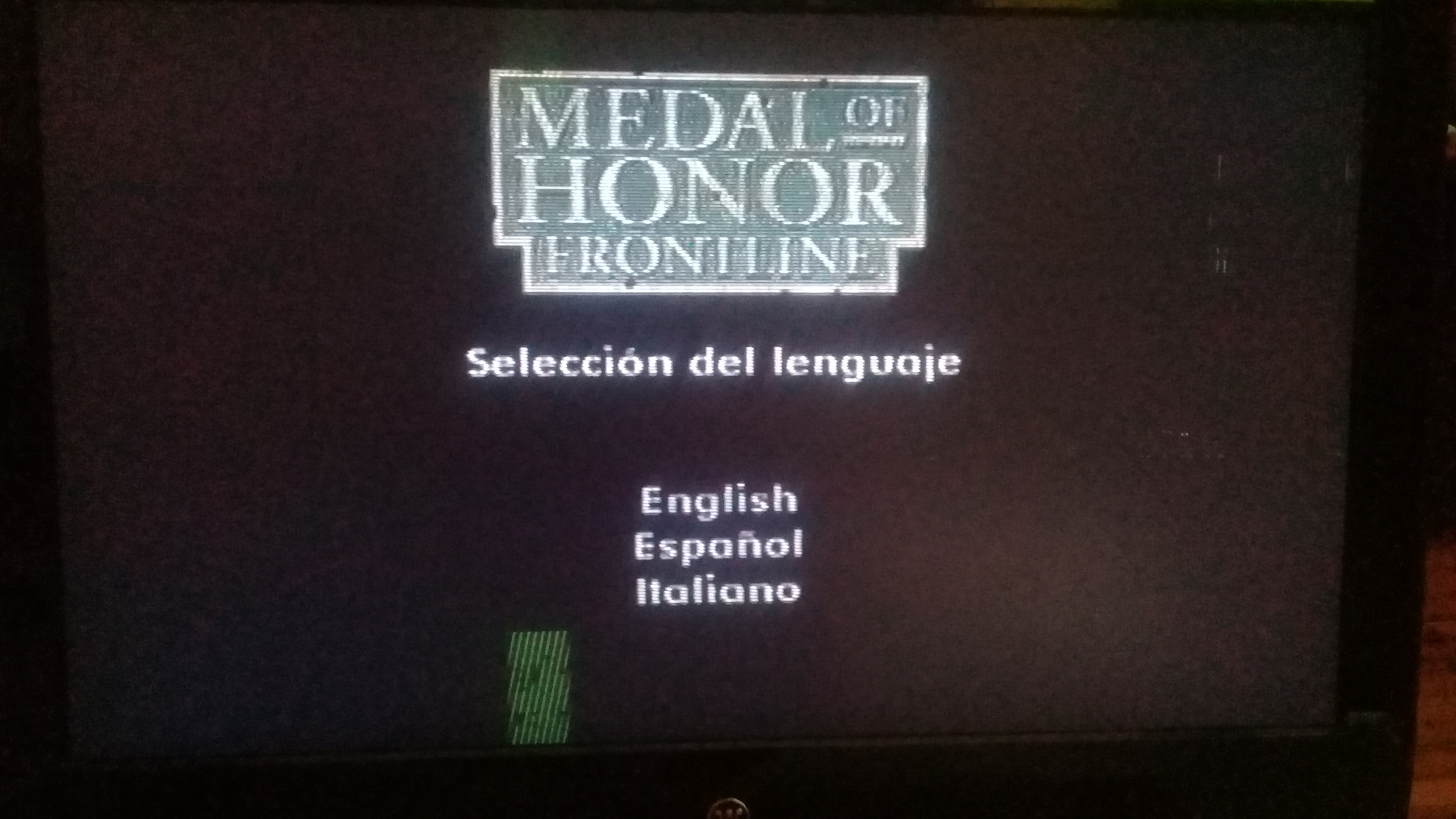 PS2/Como jugar isos PAL en TV de region NTSC con chip Matrix