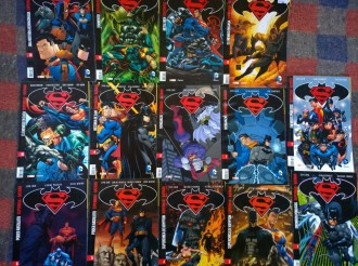 Colección Batman/Superman :love: