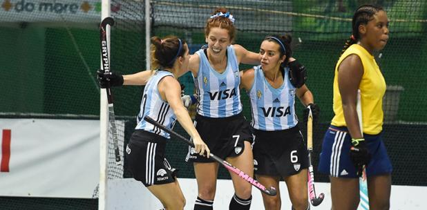 Deleitate: Hockey Indoor a partir de las 18:35