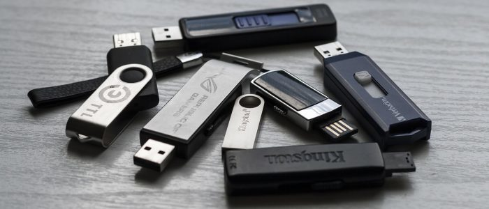 Linux pendrive