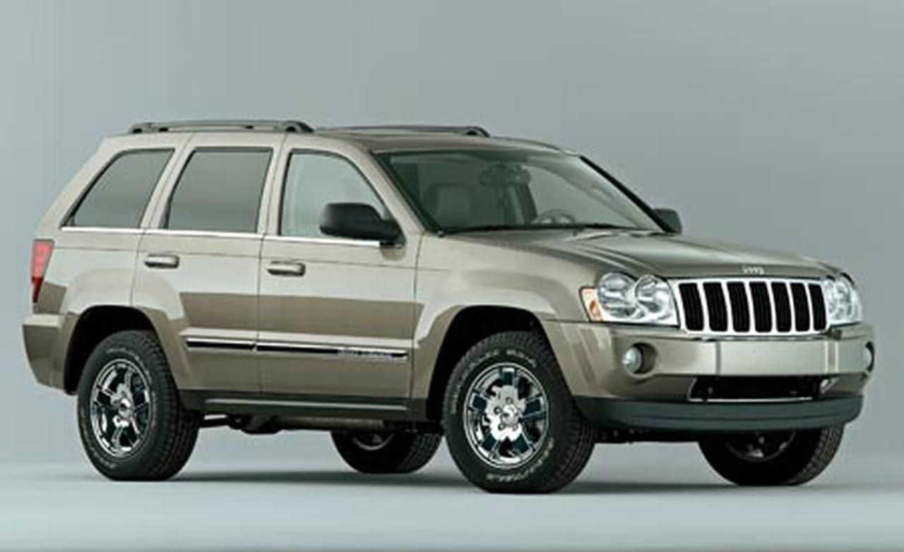 2005-2010 Jeep Grand Cherokee Service Repair Manual