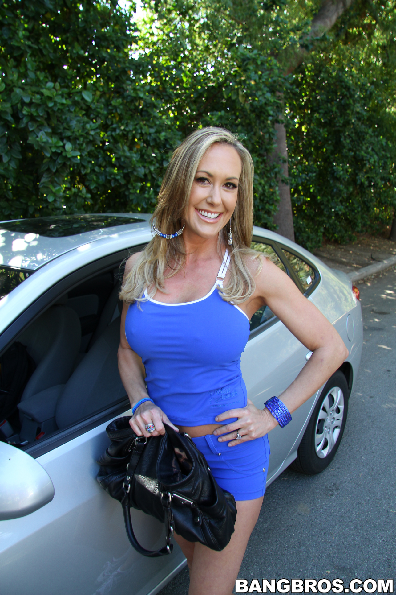 Brandi love big titty milf