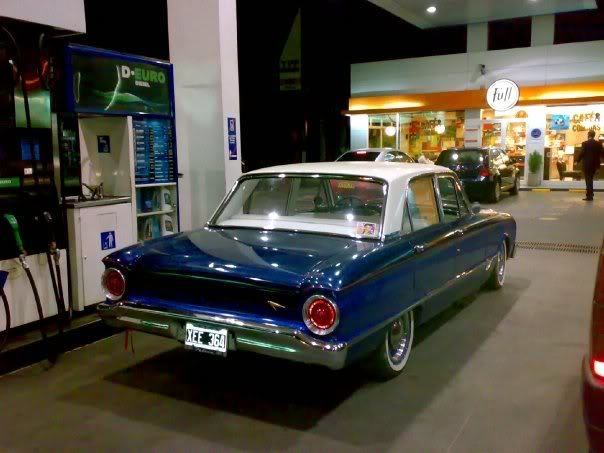TRemendas fotos de ford falcon