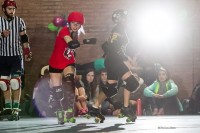 #RollerDerby #NERD #Joha #TorneoBAS  Torneo BAS.01 | Cowgilrs from Hell vs Nerd | Partido.03 | Vicente Lopez. BS.AS. Argentina |...