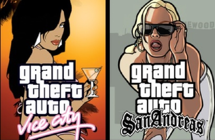 Grand Theft Auto Vice City vs San Andreas, Which is better