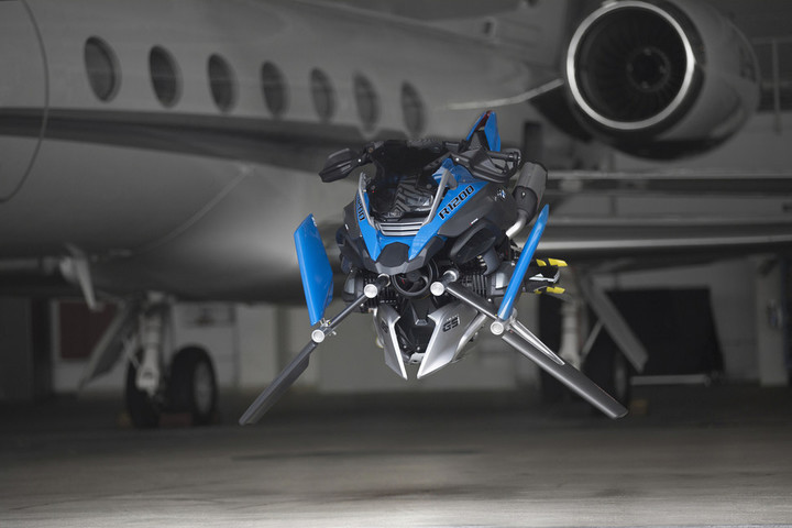 Lego fly motocycle