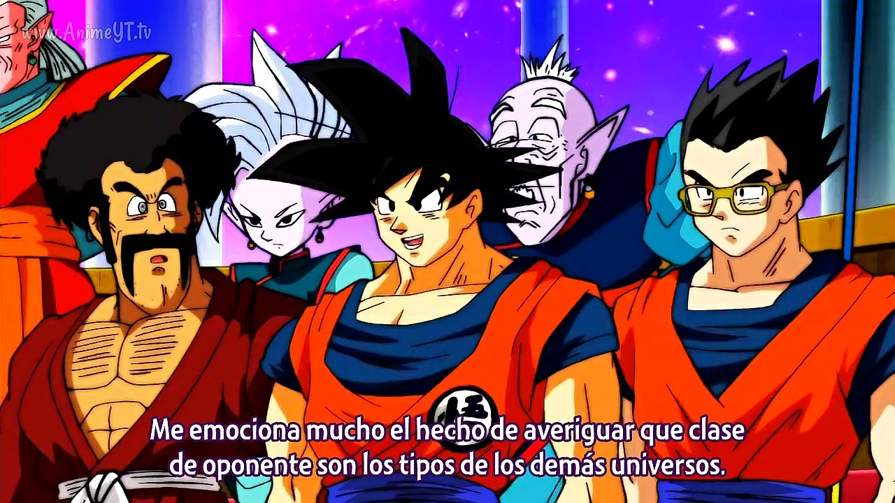 torneo universal dragon ball super