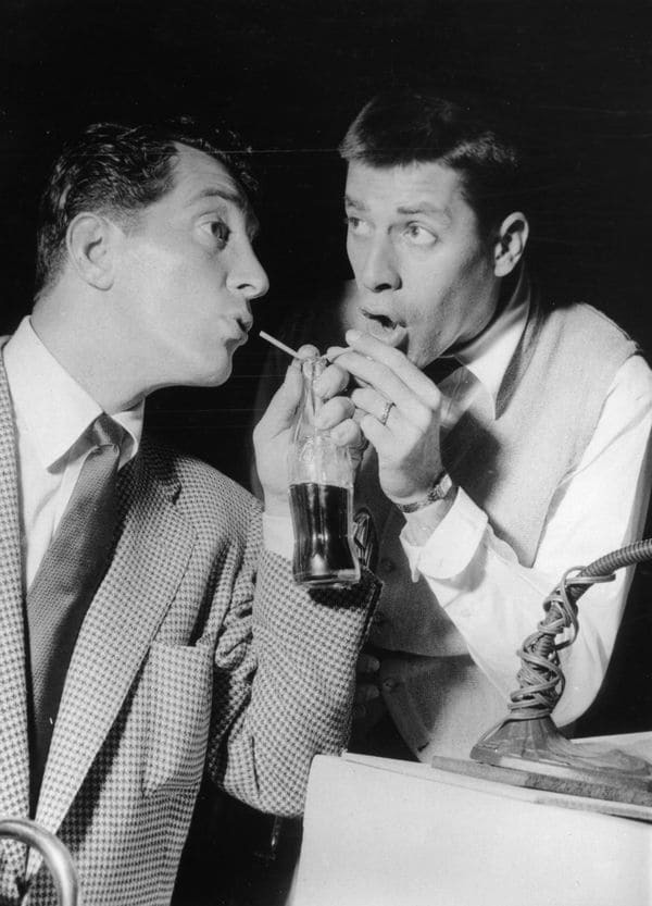 Murió Jerry Lewis