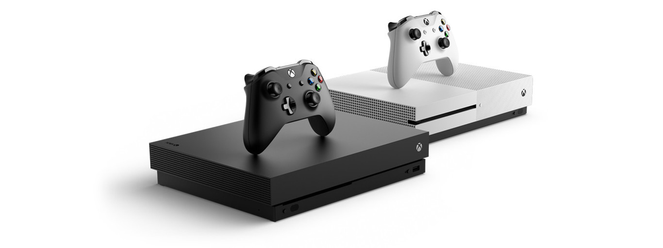 Xbox One X vs PS4 Pro vs Xbox One S. La consola mas potente
