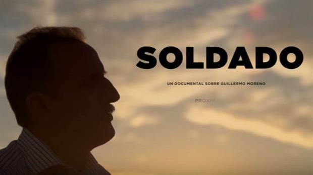 """Soldado"", el documental de Moreno (Full HD 1 link)"