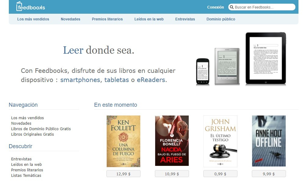 Paginas Para Descargar Libros Gratis De Manera Legal